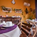 Sala colazione - particolare